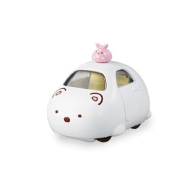 任選 TOMICA DREAM SUMIKKO角落小夥伴- 粉 白 1台 TM86689