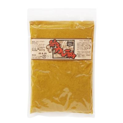 INOUE SPICE 熟成純咖哩粉(200g)