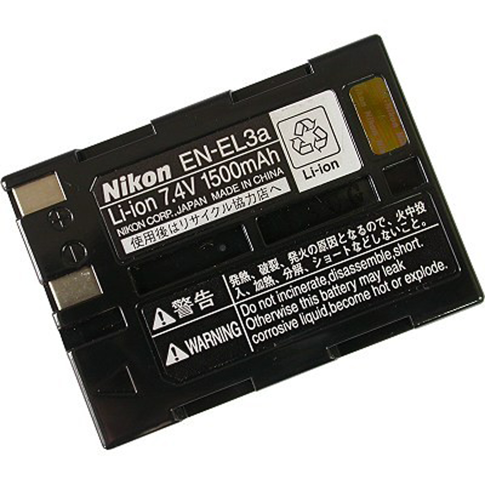 Nikon EN-EL3a/EN-EL3 原廠鋰電池