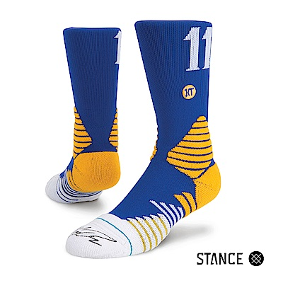 STANCE KT11-男襪-籃球機能襪-Klay Thompson聯名款