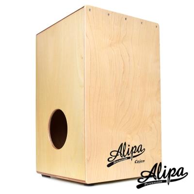 3套件超值選 Alipa 木箱鼓(NO.960)+專用保護袋(大)+教學書