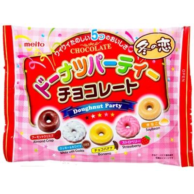 冬之戀 甜甜圈巧克力(158g)