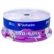 威寶 國際版 8X DVD+R DL 珍珠白滿版可印 桶裝 (25片) product thumbnail 1