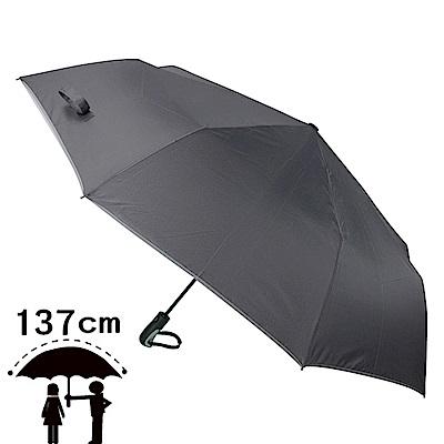 2mm 超大!運動型男超大傘面自動開收傘 (灰色)_快速到貨