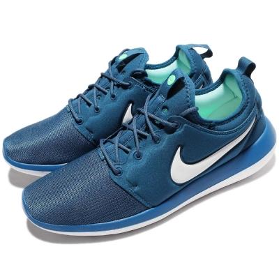 Nike 休閒鞋 Roshe Two 復古 慢跑 男鞋