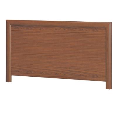 品家居 菲林6尺木紋雙人加大床頭片(六色可選)-182x3x89cm免組
