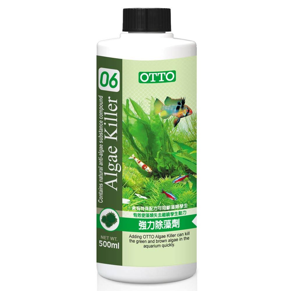 OTTO奧圖 強力除藻劑 500ml X 2
