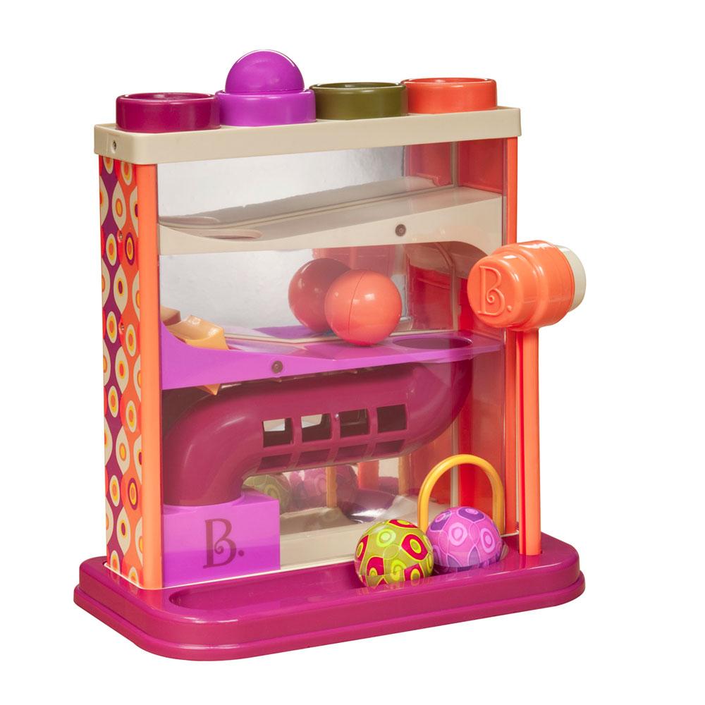 美國【B.Toys】哇哈搥搥球