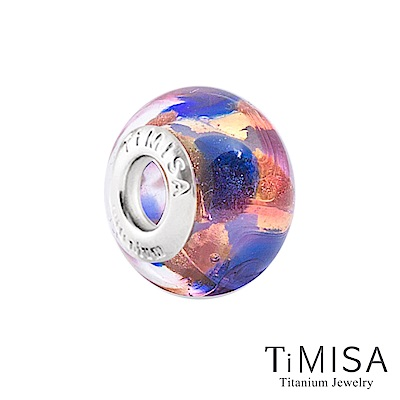 TiMISA 奇幻旅程(11mm)純鈦琉璃 墜飾串珠