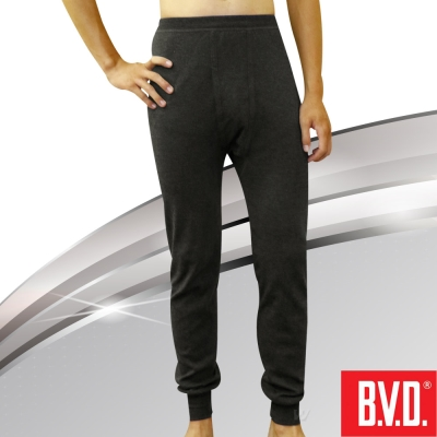 BVD 棉絨長褲-台灣製造