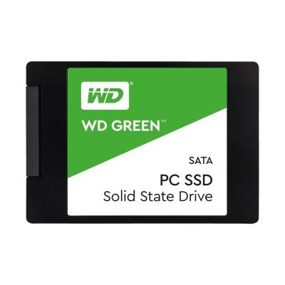 WD-威騰-SSD-120G-2-5吋固態硬碟-綠