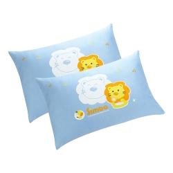 小獅王辛巴 棉柔系枕夜好眠兒童睡枕二件組