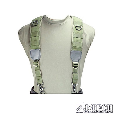 J-TECH H型MOLLE減重肩帶