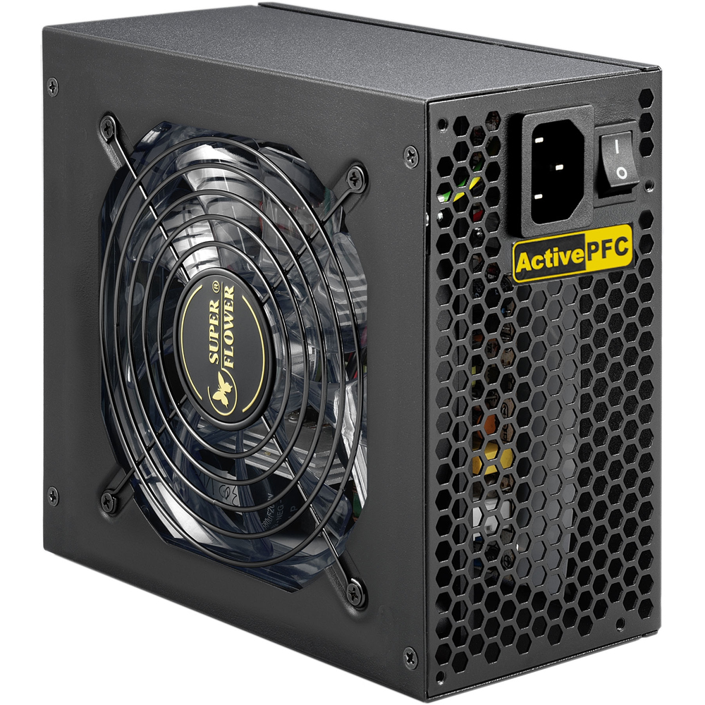 Super Flower 振華 冰山金蝶 450W 80+金牌 電源供應器
