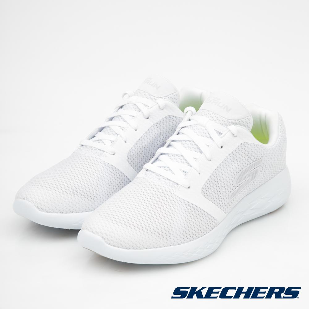SKECHERS(男) 跑步系列 GO RUN 600 - 55061WHT