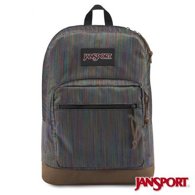 JanSport -RIGHT PACK DIGITAL系列後背包 -神秘壓線