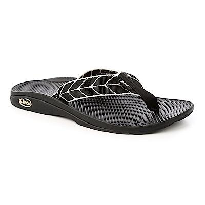 美國Chaco。女 戶外運動涼鞋 沙灘款CH-ETW01HE56(葉影宙黑)