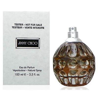 Jimmy Choo Eau de Parfume 同名淡香精 100ml Test 包裝