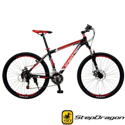 StepDragon-SMA-600-悍將-26吋21速鋁合金碟煞登山車