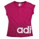 Adidas 愛迪達 EN-短袖上衣-女