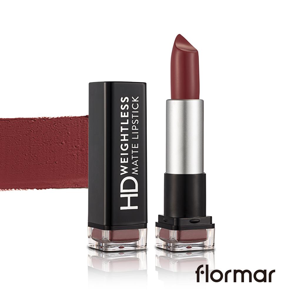法國Flormar -  HD 微醺蕾絲柔霧感唇膏#05卡拉狂潮