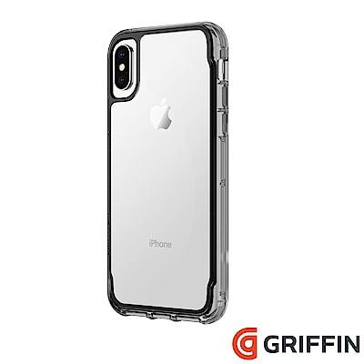 Griffin Survivor Clear iPhone X 軍規防摔殼