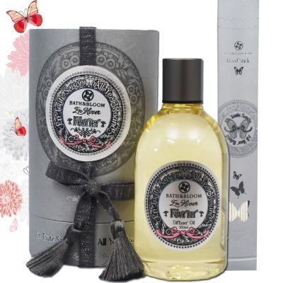 Bath & Bloom 蝶舞四季繽紛擴香精300ML-2月永恆的愛