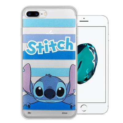 迪士尼授權正版 iPhone 8 Plus/ 7 Plus 大頭招呼系列軟式手機...