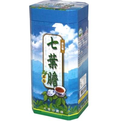 大雪山農場 七葉膽茶(買1大瓶送2小瓶)