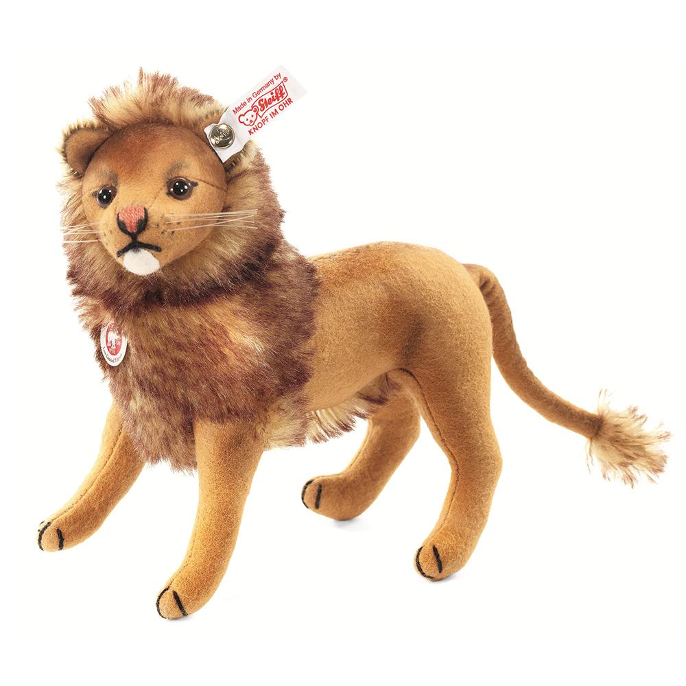 STEIFF德國金耳釦泰迪熊 - Leo Lion (21cm)