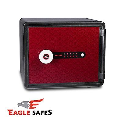 凱騰 Eagle Safes 韓國防火金庫 保險箱 (NPS-M020W)(紅)