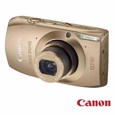 Canon Digital IXUS 310 HS 金色 福利品