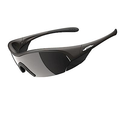 【ADHOC】運動太陽眼鏡-鍍膜鏡片-半框式DREAMER
