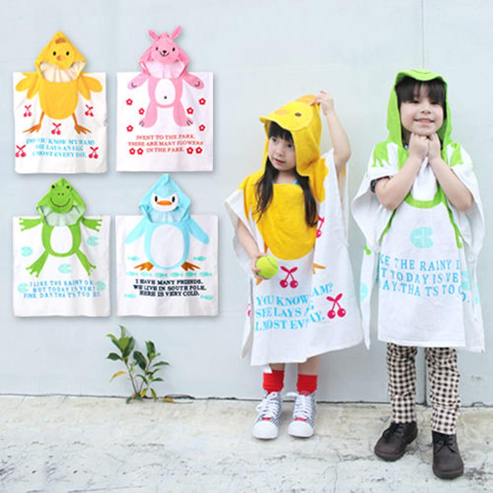 【baby童衣】超可愛動物造型浴袍 F1024 (共四色)