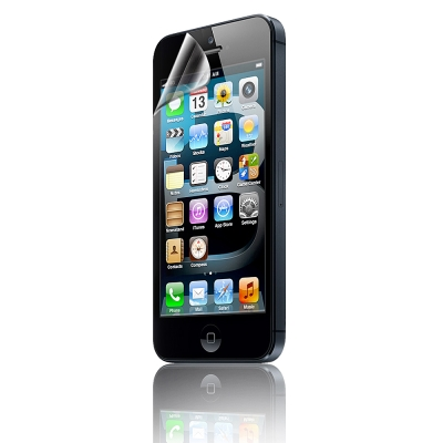 Bravo-u IPHONE 5/5S/SE HC高透日本進口螢幕保護貼