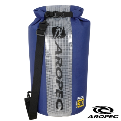 AROPEC Swell 洶湧防水背包 30L 藍