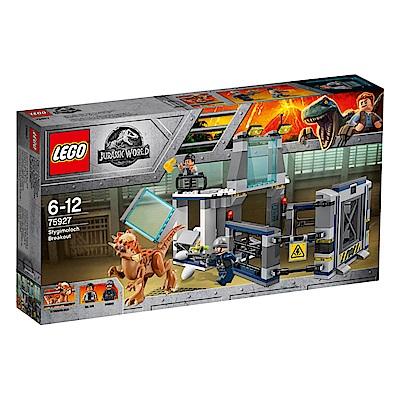 樂高LEGO 侏儸紀世界系列 - LT75927 冥河龍逃脫