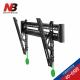 NB 超薄40-65吋可調角度液晶螢幕萬用壁掛架/NBC3-T product thumbnail 1