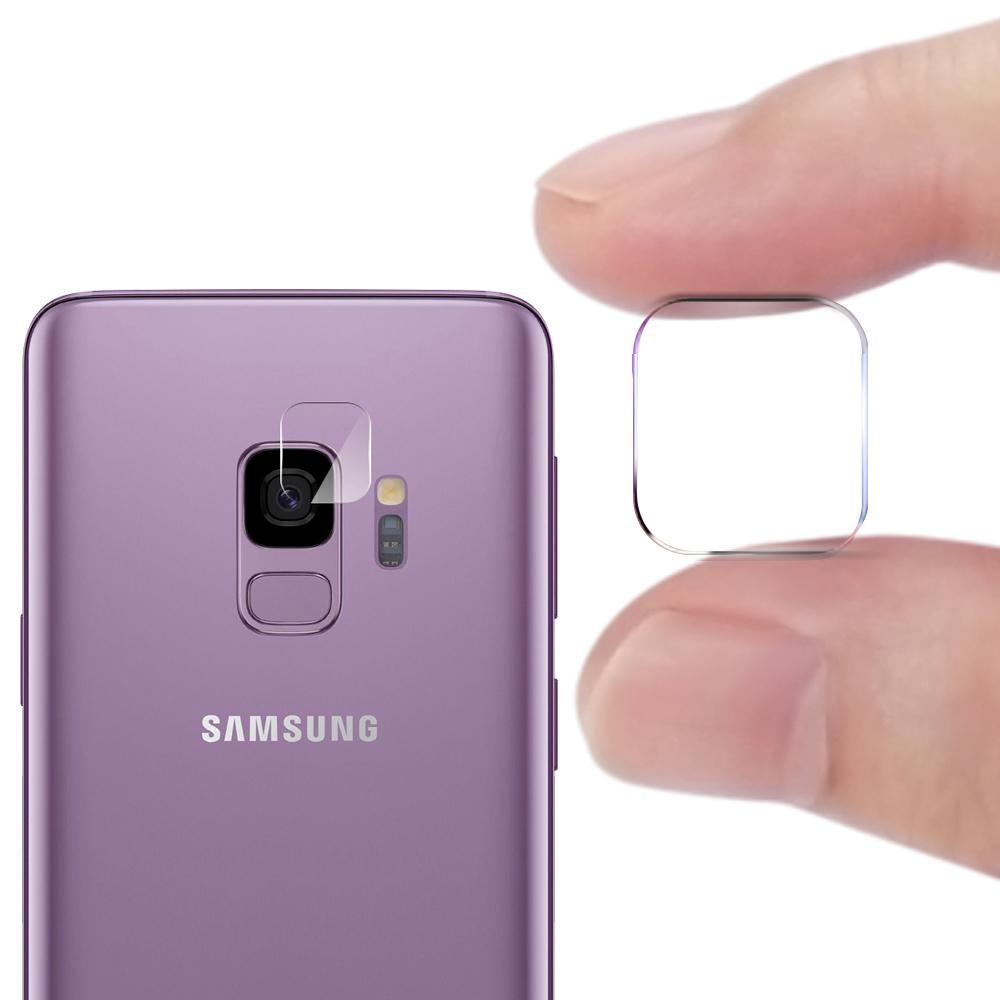 CITY Samsung Galaxy S9 玻璃9H鏡頭保護貼精美盒裝 2入組