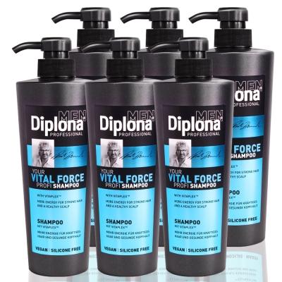 德國Diplona機能活力洗髮精600ml(買五送一超值組)