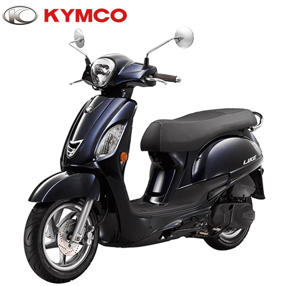 KYMCO光陽機車 LIKE 125 (2017年 - 領牌車)