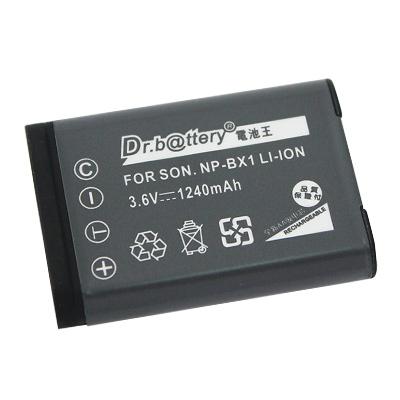 電池王 For SONY NP-BX1 高容量鋰電池