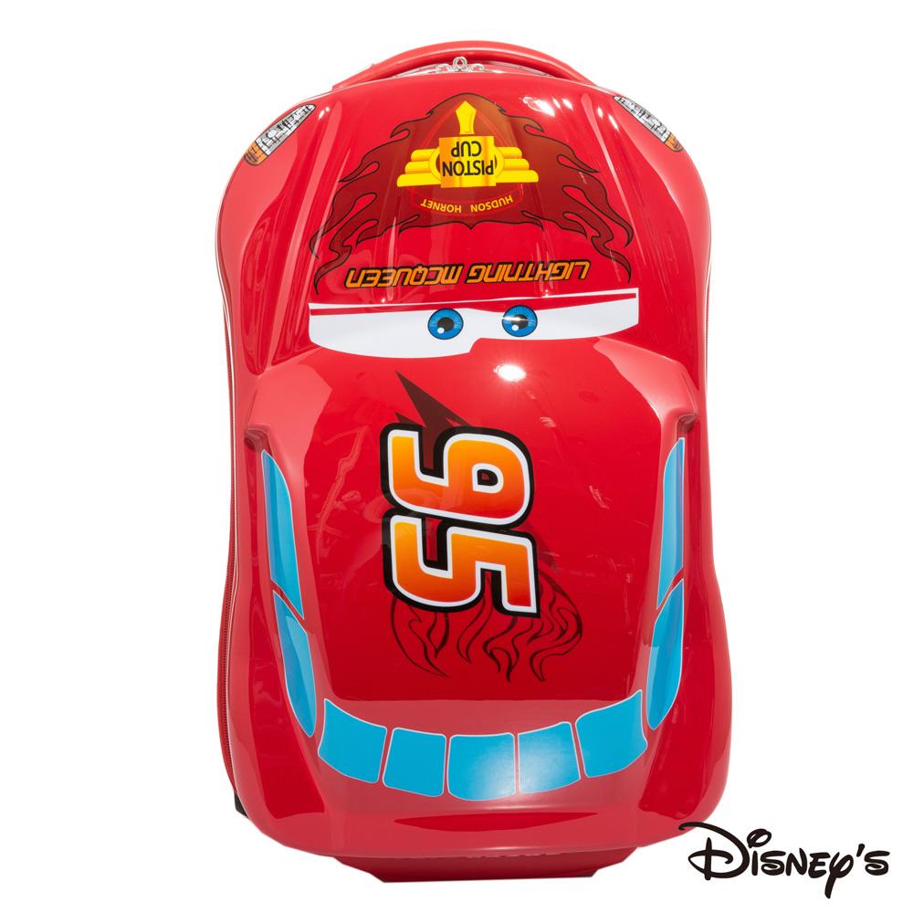 Disney 閃電麥昆Cars-18吋造型旅行箱CN00F18RD