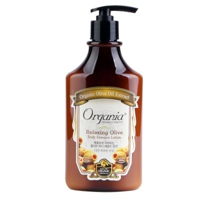 Organia歐格妮亞 橄欖舒活抗壓身體乳400g