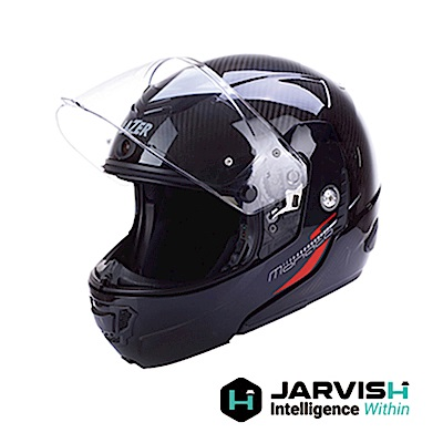 JARVISH  藍芽行車紀錄安全帽-MONACO EVO S