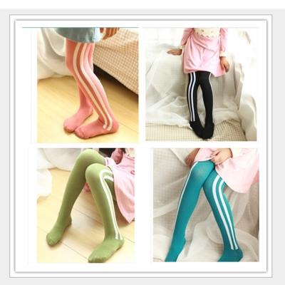 韓版-運動風保暖褲襪