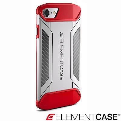 美國 Element Case iPhone 8 / 7 CFX強化防摔手機保護殼-紅