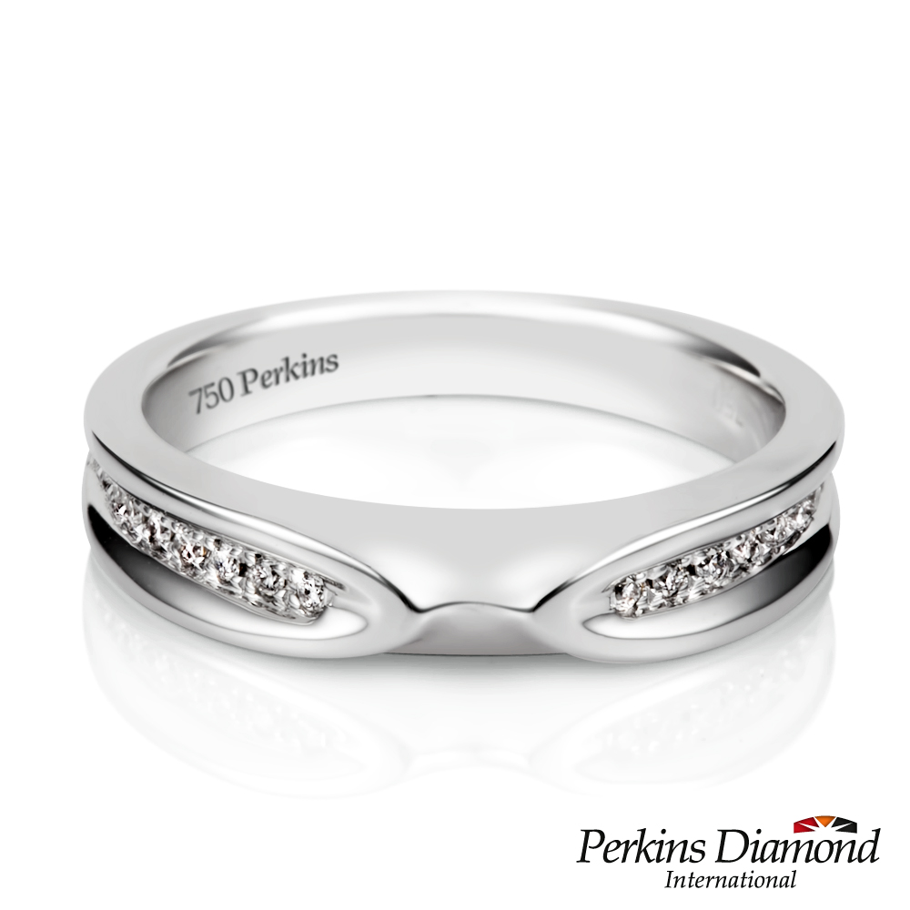 PERKINS 伯金仕 - Anne系列 鑽石戒指
