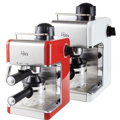 Hiles 皇家系列義式高壓蒸氣咖啡機(HE-307)