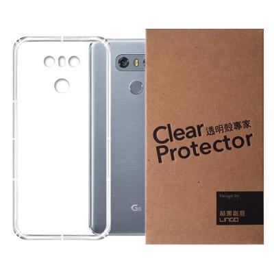 透明殼專家 LG G6鏡頭保護 抗摔空壓殼